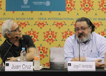 Juan Cruz, asombrado de ser Juan Cruz