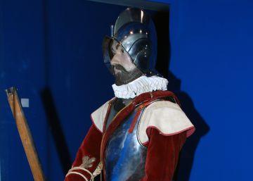 Toledo arma las Letras de Cervantes