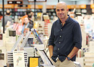 """Eduardo Sacheri: """"El arte tiene mucho de reparación"""""""