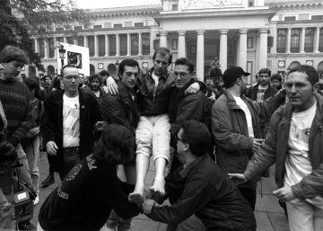 Pepe Espaliú, el artista que rompió el tabú del sida en España
