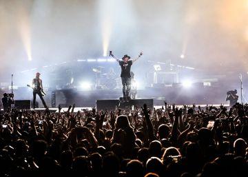 Guns N'Roses ofrecerá dos conciertos en España