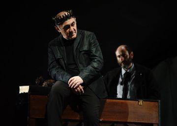 La crueldad y ambición de Ricardo III suben al escenario del Teatro Español
