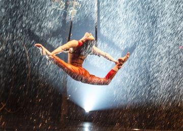 Muere el hijo del fundador del Circo del Sol en el ensayo del espectáculo 'Luzia'