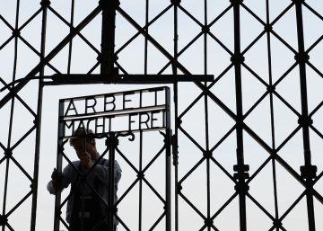 Hallada la puerta del campo nazi de Dachau desaparecida hace dos años