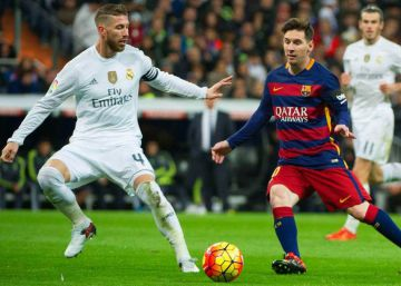 El Clásico se disputa en el Nou Camp: Barcelona-Real Madrid
