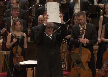 Vuelve a sonar el 'Canto fúnebre' de Stravinski