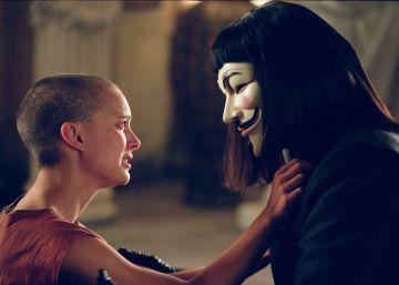 'V de Vendetta', cine comercial con reivindicaciones sociales