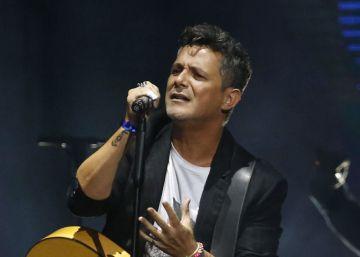Denegada la entrada al crítico de EL PAÍS al concierto de Alejandro Sanz