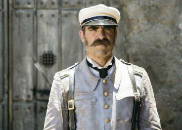 Luis Tosar, el nuevo héroe español