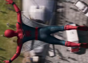 Primer tráiler de 'Spider-Man: Homecoming'