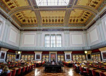 Una reforma aligera la búsqueda de patrocinio a la Biblioteca Nacional