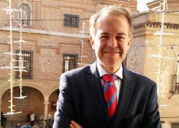 Luis Lafuente, director general de Bellas Artes y Patrimonio Cultural