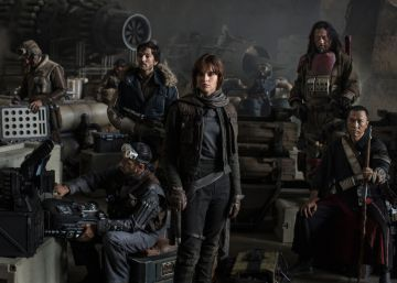 'Rogue One: una historia de Star Wars' pone el broche de oro al año de Disney en taquilla