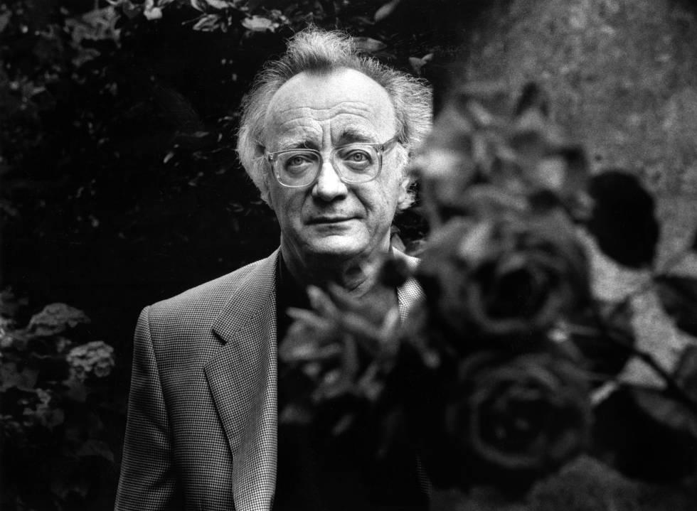 Alfred Brendel fotografiado en 2003.