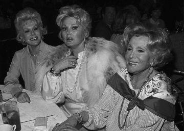 Muere a los 99 años la actriz Zsa Zsa Gabor