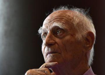Michel Serres: la humanidad progresa adecuadamente