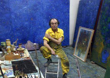 Muere El Hortelano, pintor y diseñador de la Movida madrileña