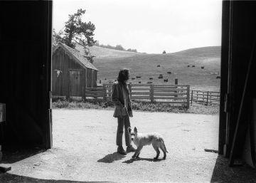 Neil Young, una vida en imágenes