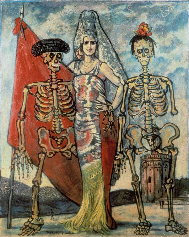 Picabia, o pintor de todos os gêneros, se instala no MoMA de Nova York