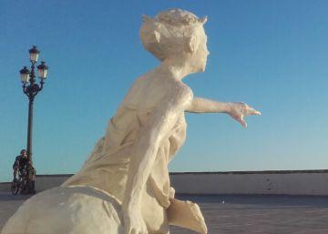 El meridiano perdido de Cádiz