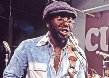 La agonía de Curtis Mayfield