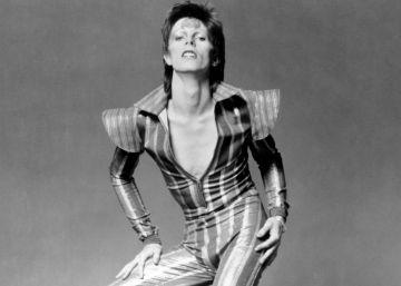 Bowie, última emisión de una estrella moribunda
