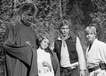 Familias infelices en una galaxia muy lejana
