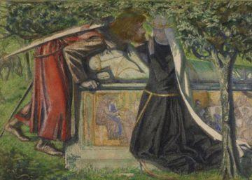 El mítico Camelot del rey Arturo emerge desde la leyenda