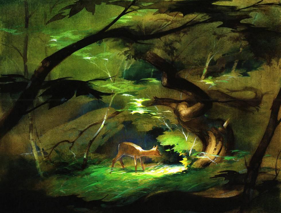 Muere a los 106 años el artista cuyos dibujos inspiraron Bambi