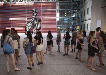El Reina Sofía y el Prado aseguran superar los tres millones de visitantes