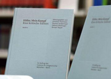 La edición crítica de 'Mi lucha', de Hitler, vendió más de 85.000 copias en un año en Alemania