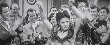 Secuencia de 'La Lola se va a los puertos', de 1947.