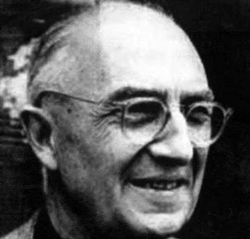 El poeta estadounidense William Carlos Williams.rn