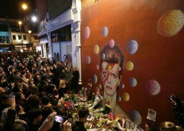 Un año con David Bowie