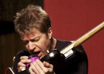 Nels Cline, guitarrista de los rockeros Wilco, se atreve con el jazz