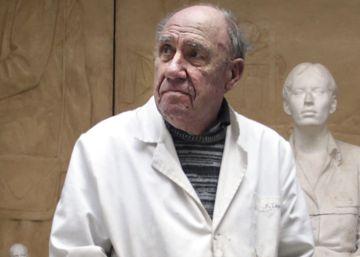 Muere el escultor Francisco López a los 84 años