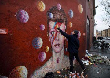 El aura de Bowie impregna Londres