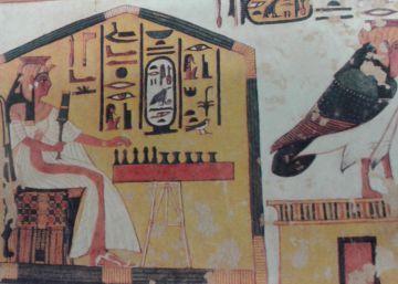 Las mejores piernas del Antiguo Egipto