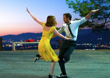 Hollywood baila al son de 'La La Land'