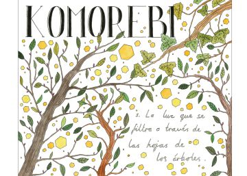 Vocablos sin traducción: 'komorebi', la luz que se filtra a través de las hojas