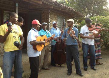 La resistencia de los violines negros de Colombia