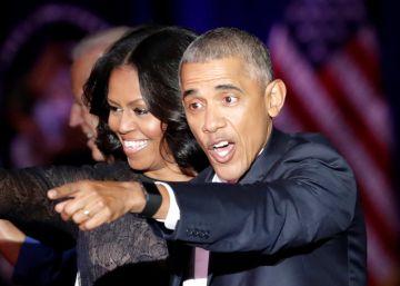 Los Obama más festivaleros