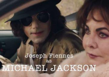 Así es el Michael Jackson interpretado por Joseph Fiennes