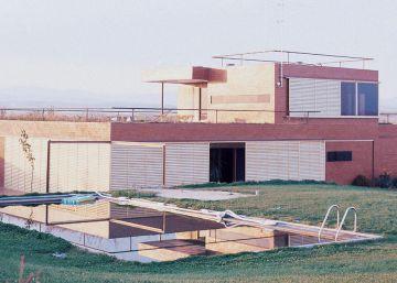 Demolida la Casa Guzmán, obra maestra de Alejandro de la Sota