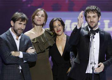 'Tarde para la ira', mejor película en los Premios Forqué