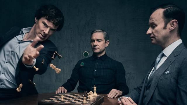 La montaña rusa de 'Sherlock'