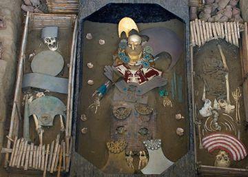 Tumbas Reales de Sipán, el museo más visitado de Perú