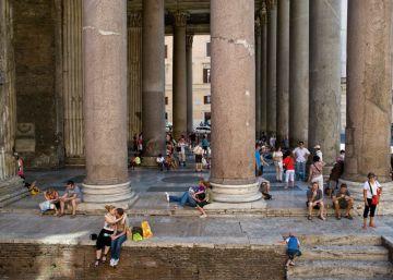 Las visitas al Panteón de Roma dejarán de ser gratuitas