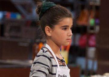 Paula gana 'MasterChef Junior' 4