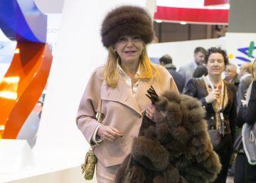 Carmen Thyssen abre un museo en Andorra